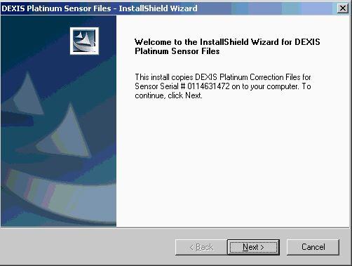 DEXIS-installer-window