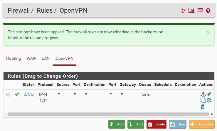 pfSense - OpenVPN - Rocky Mountain Tech Team
